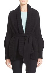 Burberry Women's Annascoul Wool And Cashmere Wrap Cardigan