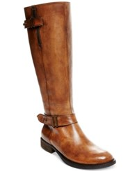 Steve Madden Women's Alyy Wide Calf Riding Boots Women's Shoes