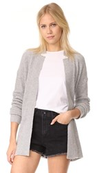 Atm Anthony Thomas Melillo Belted Cardigan Grey