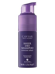 Alterna Caviar Anti Aging Sheer Dry Shampoo 1.2 Oz. No Color