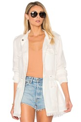Sanctuary Too Cool For School Jacket White