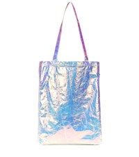 Sies Marjan Farah Iridescent Tote Multicoloured