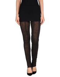 If Six Was Nine Leggings Dark Brown