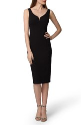 Donna Morgan Women's Crepe Body Con Dress
