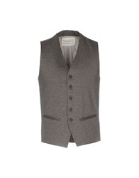 .. Beaucoup Vests Grey