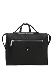 Fendi Leather Messenger With Pouch
