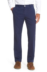 Men's Vineyard Vines 'Breaker' Slim Fit Pants Deep Bay