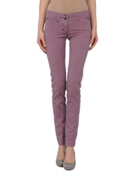Heaven Two Casual Pants Mauve