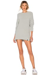 Varley Manning Sweatshirt Dress Slate