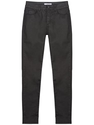 Gerard Darel Buddy Waxed Jeans Black