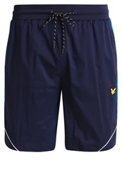 Lyle And Scott Clark Sports Shorts Navy Dark Blue