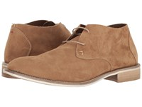 Kenneth Cole Take Comfort Tan Men's Lace Up Boots