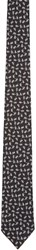Paul Smith Black And White Ant Tie