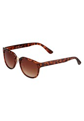 Anna Field Sunglasses Mottled Brown