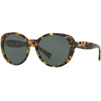 Ralph Lauren Ra5212 Oval Sunglasses Light Havana