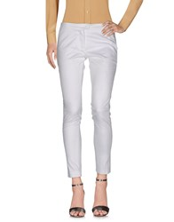 Maesta Casual Pants White