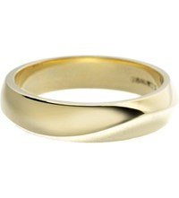 Shaun Leane Entwined 18Ct Yellow Gold Vine Wedding Band