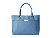 Ecco Firenze Small Tote Retro Blue Tote Handbags Multi