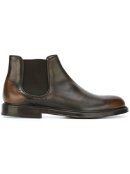 Doucal's 'Delave' Boots Brown