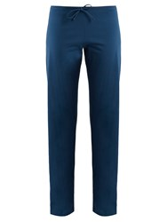 La Perla Pyjama Trousers Dark Blue