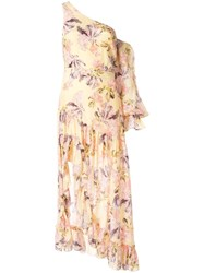 We Are Kindred Raye Maxi Dress Yellow