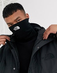 The North Face Neck Gaiter In Black