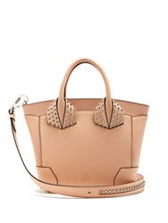 Christian Louboutin Eloise Small Leather Cross Body Bag Light Pink