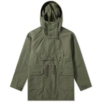 Engineered Garments Over Parka Green