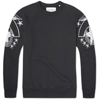 Our Legacy 50S Great Sweat Washed Black Eagle