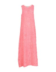 Douuod Long Dresses Pink