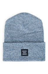 Herschel Women's Supply Co. Abbott Knit Beanie Grey Heather Grey