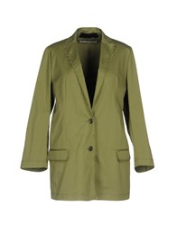 New York Industrie Blazers Military Green