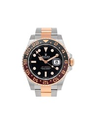 Rolex Pre Owned Gmt Master Ii 40Mm 60