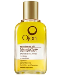 Ojon Rare Blend Rejuvenating Therapy Lightweight Texture 1.5 Oz