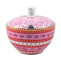 Pip Studio Ribbon Rose Sugar Bowl Pink