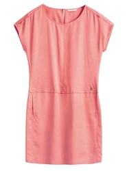 Sandwich Relaxed Fit Dress Pink