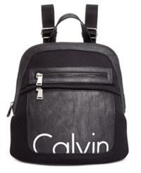Calvin Klein Small Backpack Black