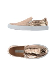L'autre Chose L' Autre Chose Footwear Low Tops And Trainers Women Bronze