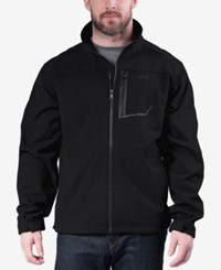 Hawke And Co. Outfitter Outfitters Men's Big Tall Fleece Jacket Black Black