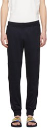 Paul Smith Ps By Navy Retro Track Pants
