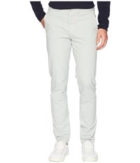 Globe Goodstock Chino Pants Lunar Grey Casual Pants White