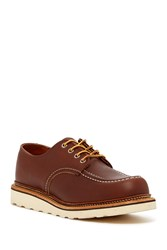 Red Wing Shoes Leather Derby Factory Second Wide Width Available Mahogany