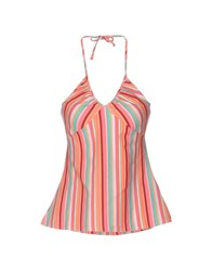 Gallo Topwear Tops Coral