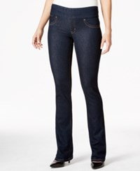Styleandco. Style And Co. Bootcut Pull On Rinse Wash Jeans Only At Macy's
