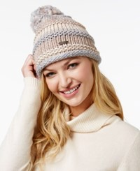 Steve Madden Time To Shine Cuff Hat Ivory