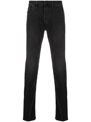 Zadig And Voltaire David Slim Jeans Black