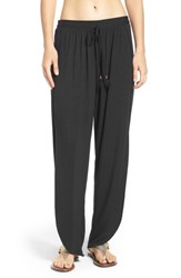 Robin Piccone Side Split Cover Up Pants