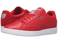 Puma Match Lo Basic Sports Barbados Cherry Barbados Cherry Women's Shoes Red
