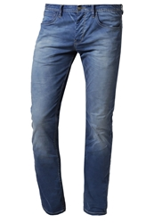 S.Oliver Trousers Blue Denim