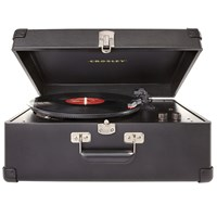 Crosley Keepsake Usb Turntable Black